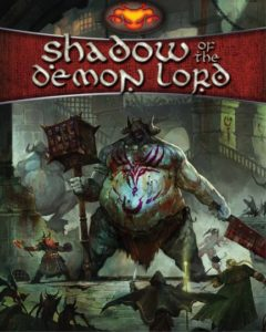 Shadow of the Demon Lord Role Playing Game