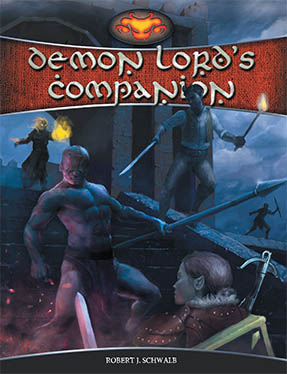 Demon Lord's Companion for Shadow of the Demon Lord