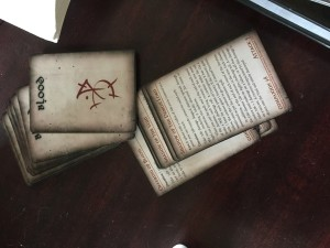 Spell Cards for Shadow of the Demon Lord RPG