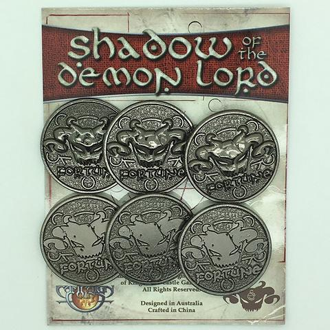Shadow of the Demon Lord Accessories