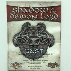 Shadow of the Demon Lord Role Playing Game Turn Tokens