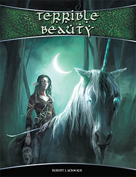 Terrible Beauty: A Sourcebook for Shadow of the Demon Lord