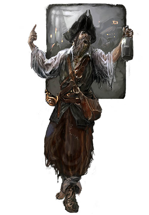 Celebrant Path: Freeport Companion Preview