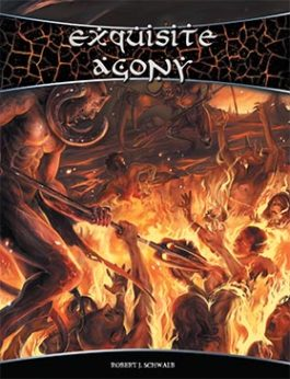 Exquisite Agony: Sourcebook for Shadow of the Demon Lord RPG
