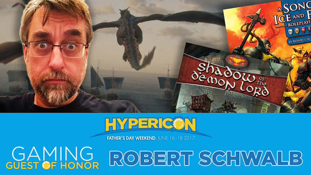 Hypericon Convention Guest of Honor