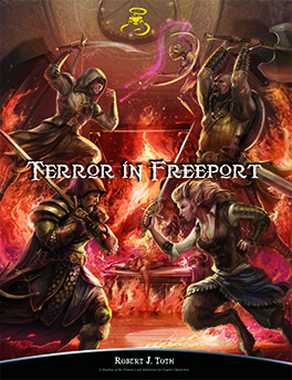Terror in Freeport: Shadow of the Demon Lord RPG