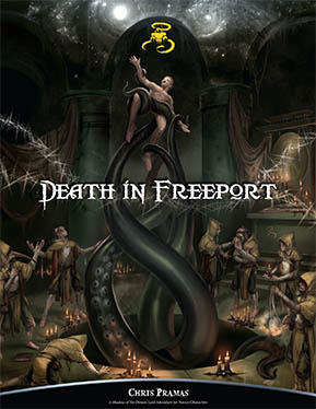 Death in Freeport: An Advenuture for Shadow of the Demon Lord