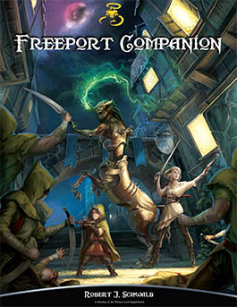 Freeport Companion for Shadow of the Demon Lord RPG