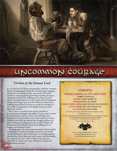 Uncommon Courage: Victims of the Demon Lord