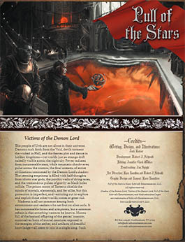 Pull of the Stars: Lands in Shadow