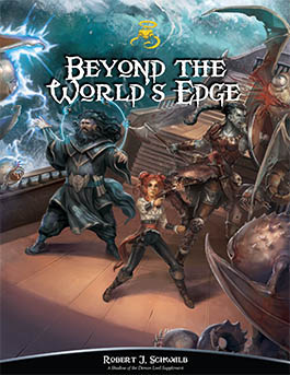 Beyond the World's Edge: A Supplement for Freeport Shadow of the Demon Lord
