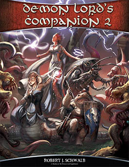 Demon Lord's Companion 2 for Shadow of the Demon Lord RPG