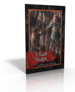 A Land Divided: Lands in Shadow for Shadow of the Demon Lord RPG