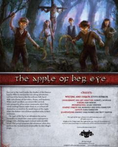 The Apple of Her Eye