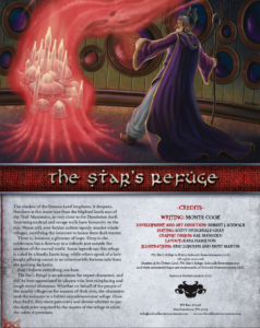 The Star's Refuge