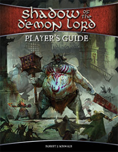 Player's Guide | Shadow of the Demon Lord RPG