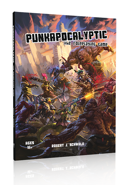 PunkApocalyptic: The Roleplaying Game