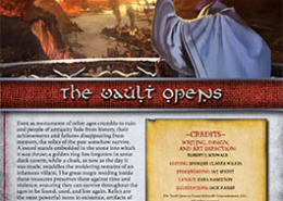The Vault Opens | Shadow of the Demon Lord RPG