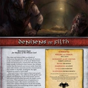 Denizens of Filth | Monstrous Pages | Shadow of the Demon Lord RPG