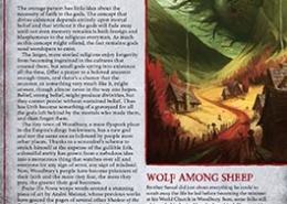 Praise his Name | Unspeakable Things for Shadow of the Demon Lord RPG