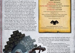 Creepy Crawlies | Unspeakable Things for Shadow of the Demon Lord